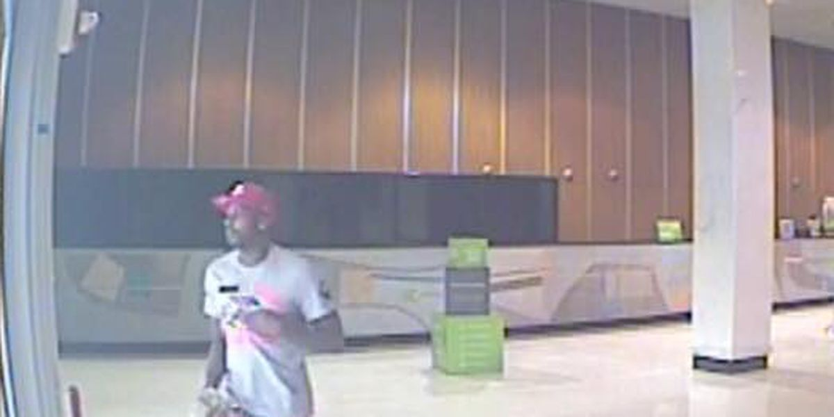 Longview Police release picture of bank robbery suspect