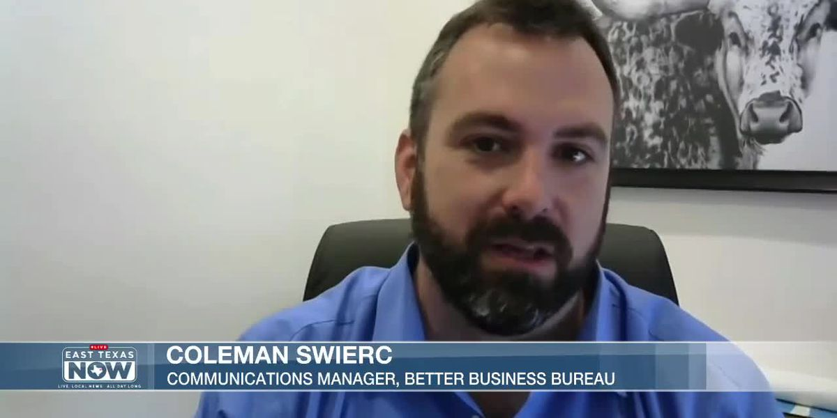 WATCH: Better Business Bureau's Coleman Swierc discusses stimulus scams to avoid