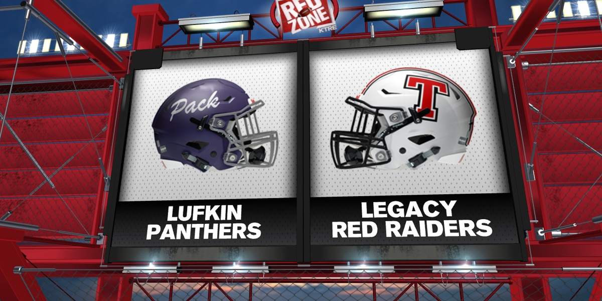 Large school season kickoff features Legacy, Lufkin in Game of the Week