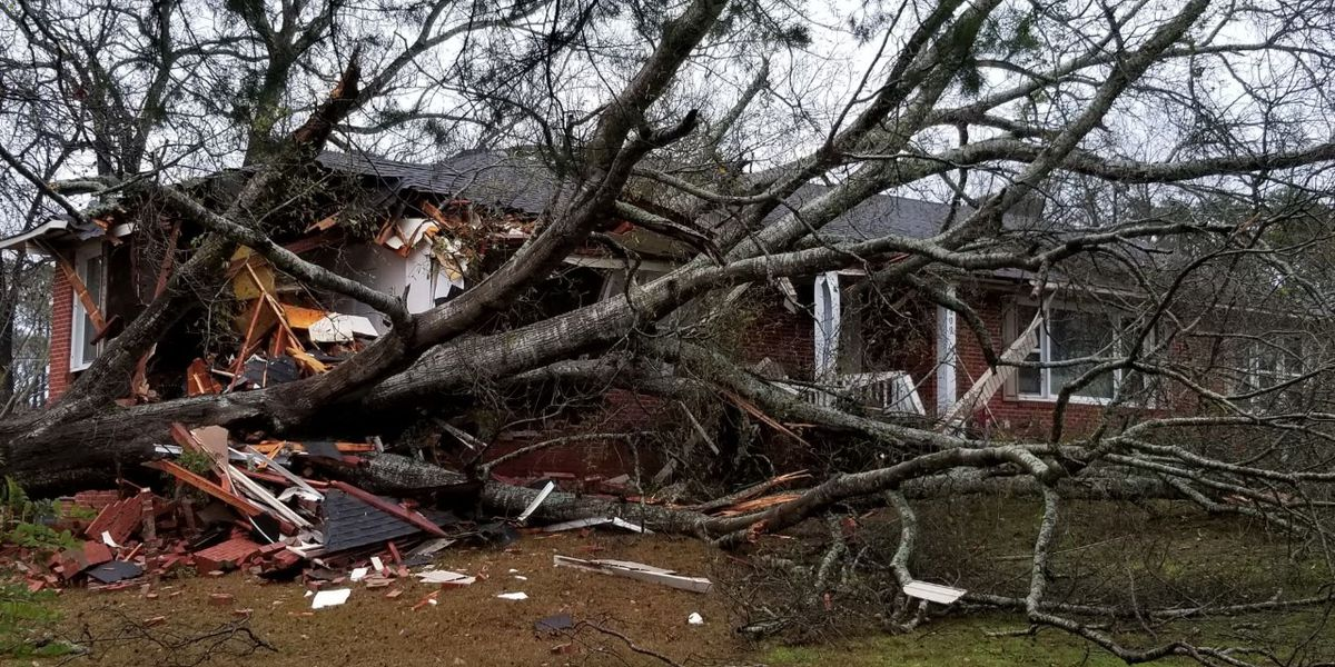 National Weather Service confirms Kilgore damage caused by straight line winds