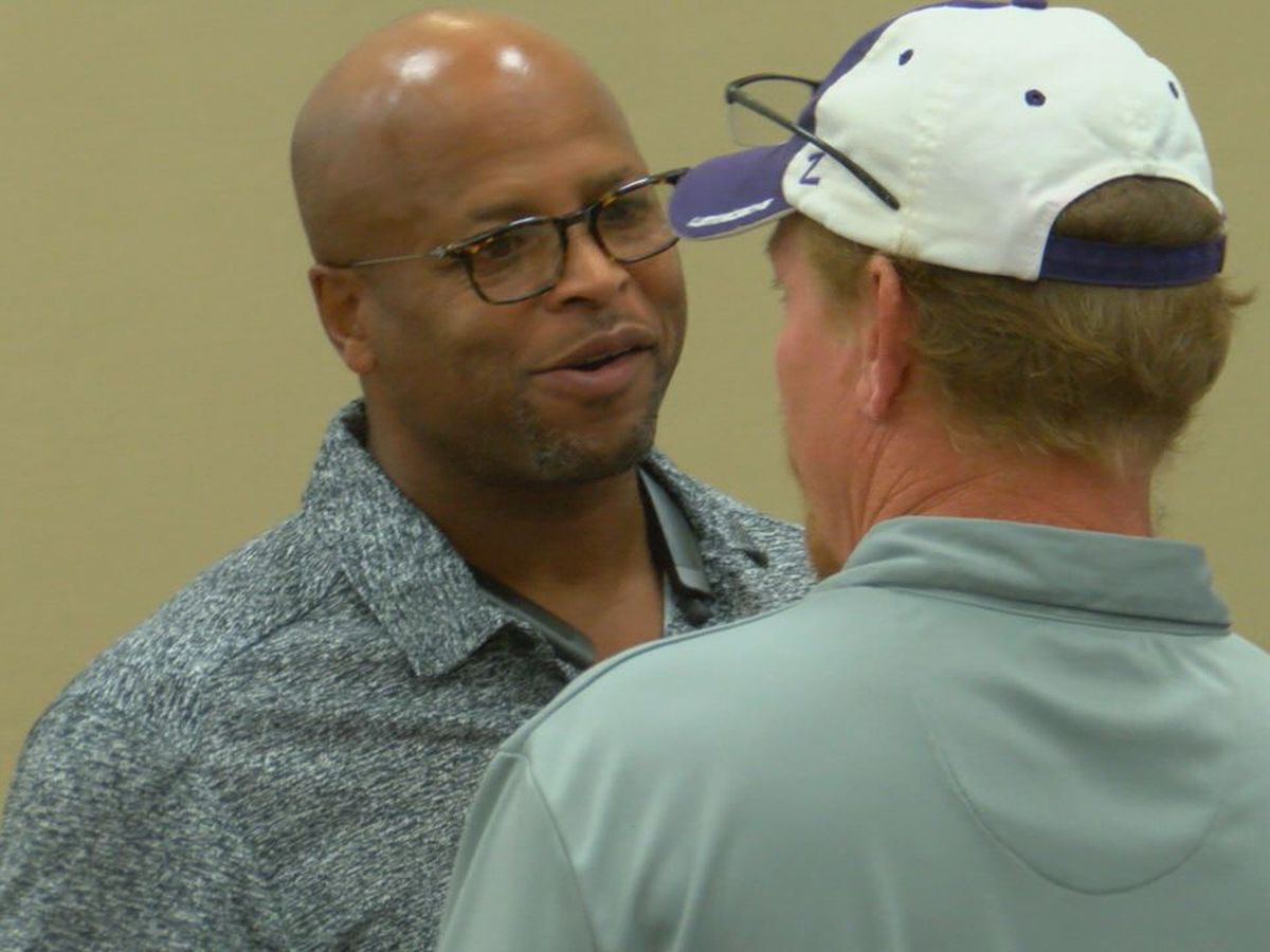 SFA great Larry Centers impressed with new direction of 'Jacks football