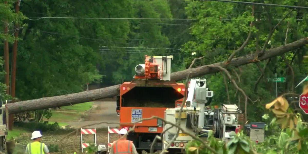 East Texas emergency management coordinators brace for potential storm