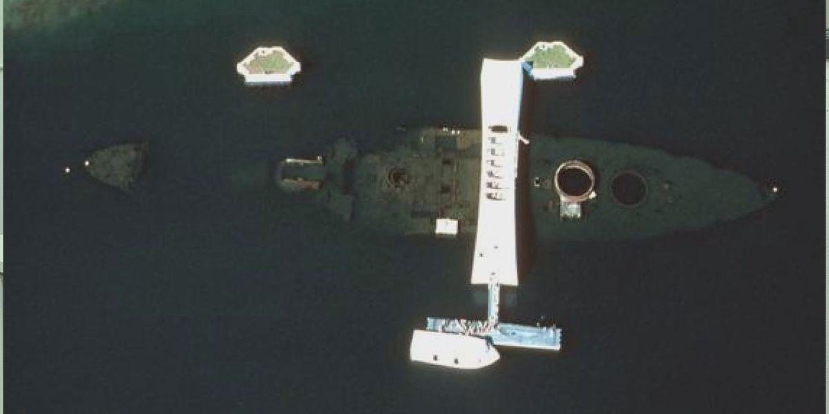 LETU professor discusses corrosion of battleship bombed during Pearl Harbor attack