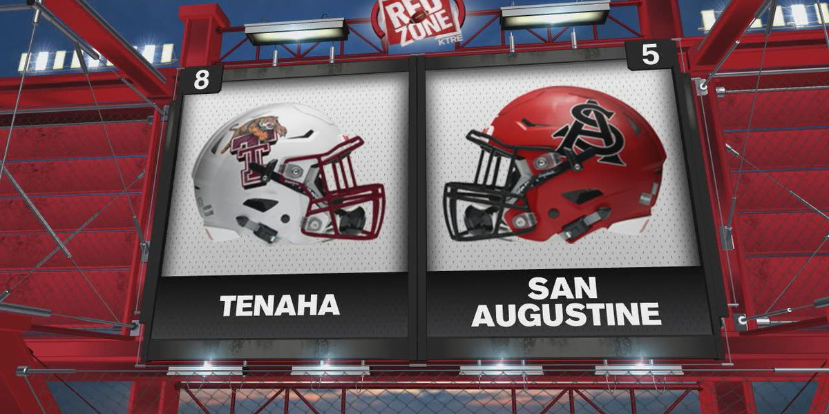Tenaha, San Augistine continue rivalry Friday night