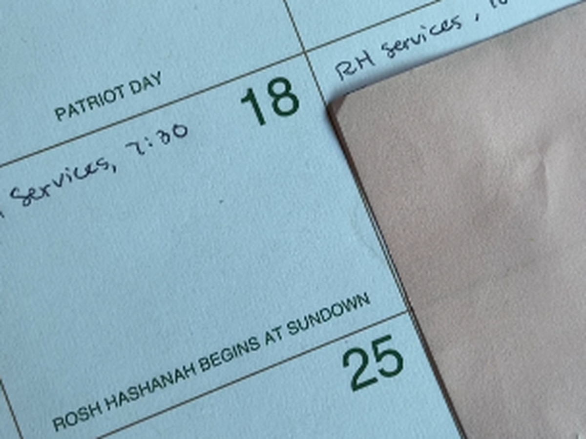 Observing the High Holy Days during COVID-19