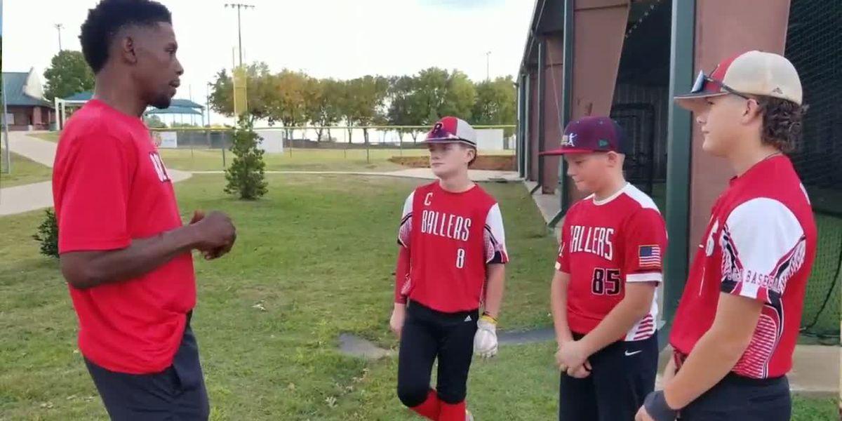 Tyler trio gets to showcase baseball skills at high level in Arlington
