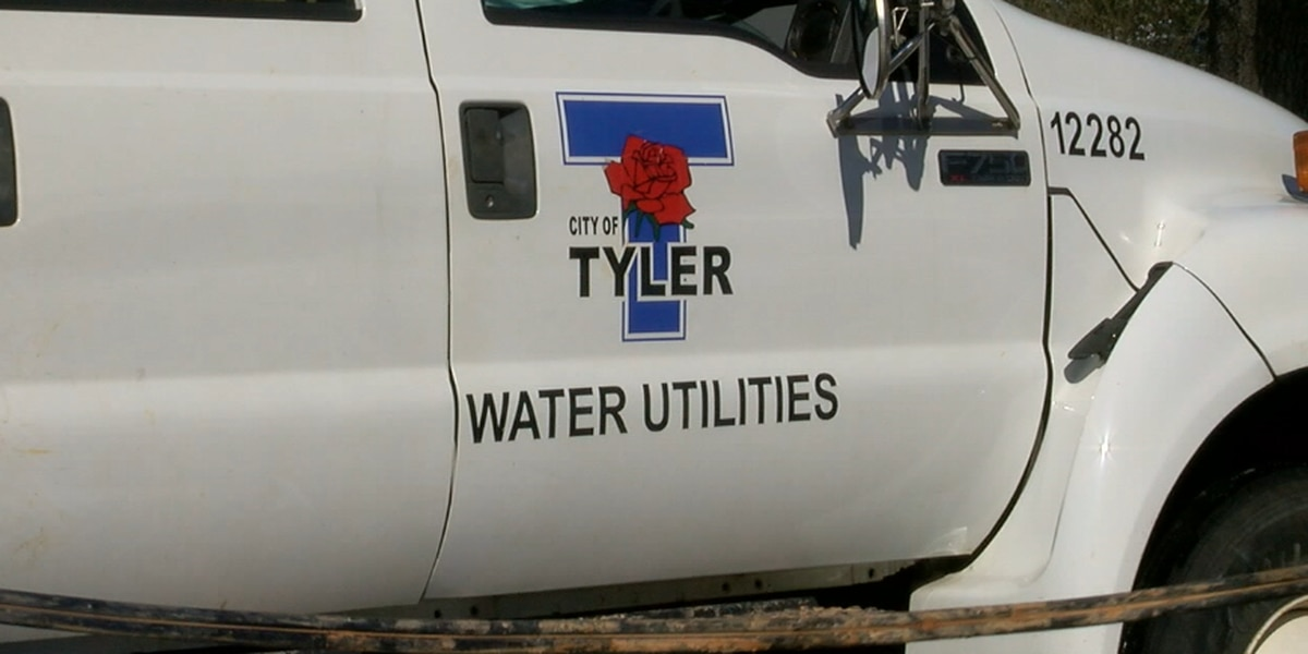City of Tyler to delay water disconnections, cancel late fees