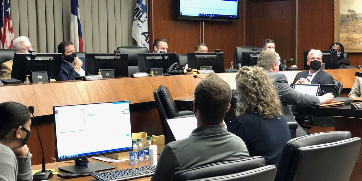 Midland rejects ordinance enforcing Texas' mask mandate