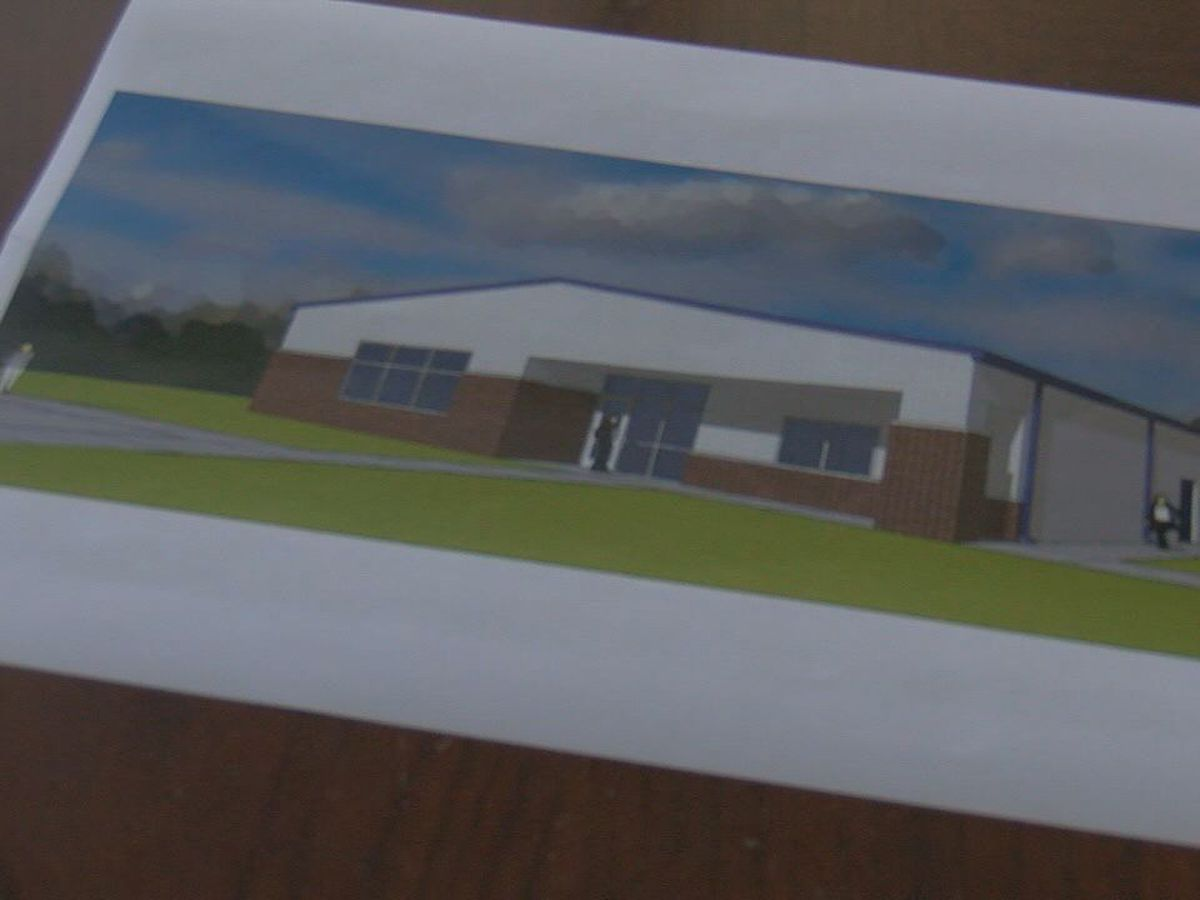 New Diana ISD moving forward with new girls field house