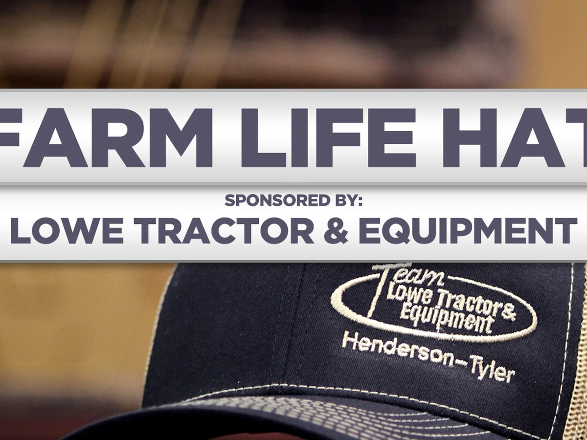 Farm Life Friday Hat Giveaway
