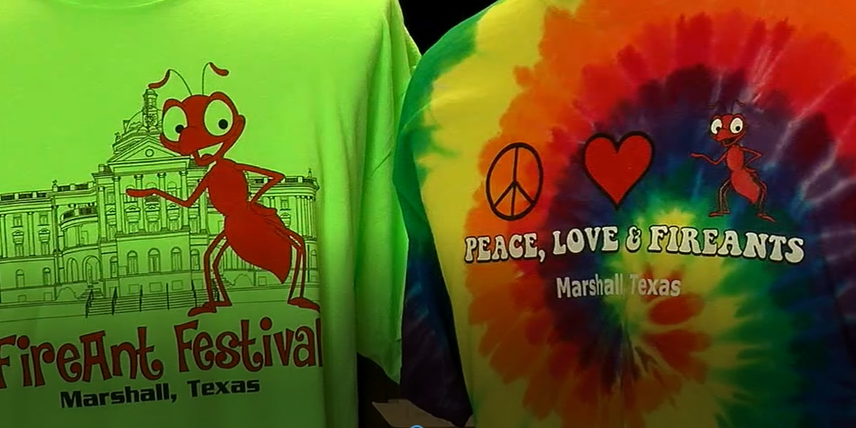 Marshall making preparations for Fire Ant Festival Saturday