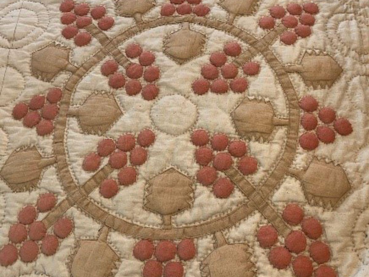 Goodman Museum hosting antique quilt display