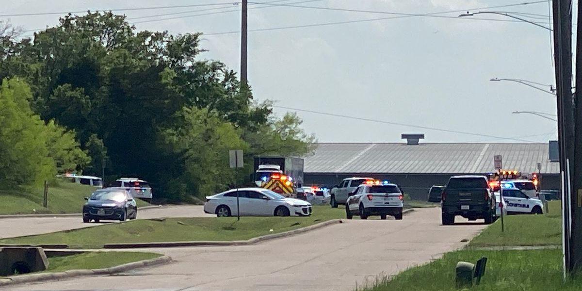 Active manhunt after multiple people shot at Bryan manufacturer