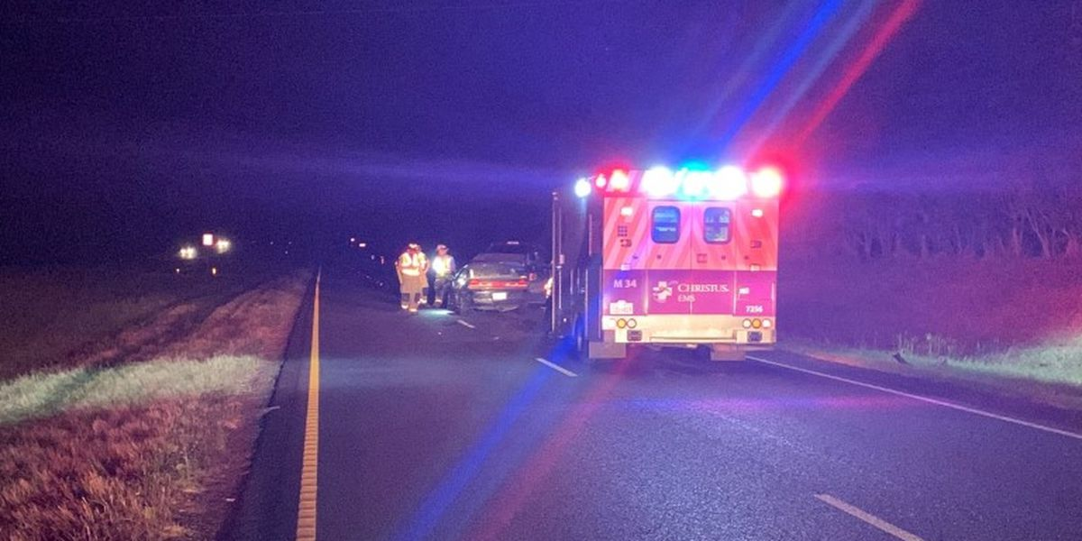 Pedestrian killed in wreck south of Henderson
