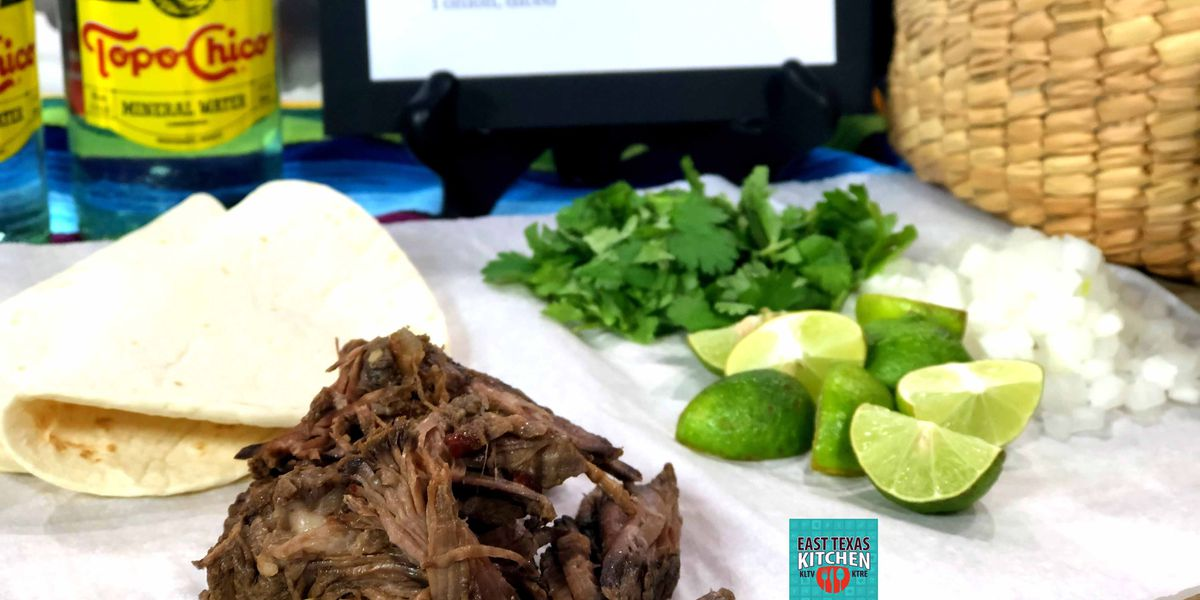 Everyday beef barbacoa by Texas Beef Council