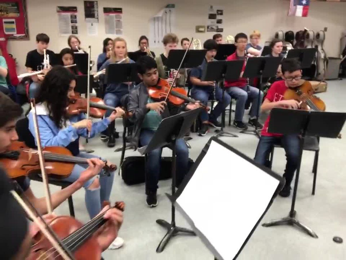 East Texas Youth Community Orchestra to perform Sunday at Caldwell Auditorium