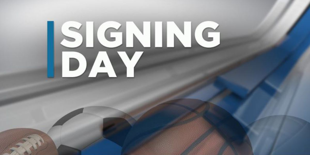 East Texas student-athletes participate in National Signing Day