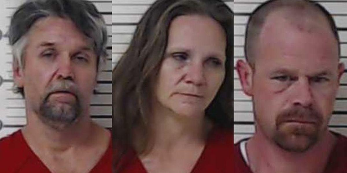 Three meth dealers arrested in Henderson County raid