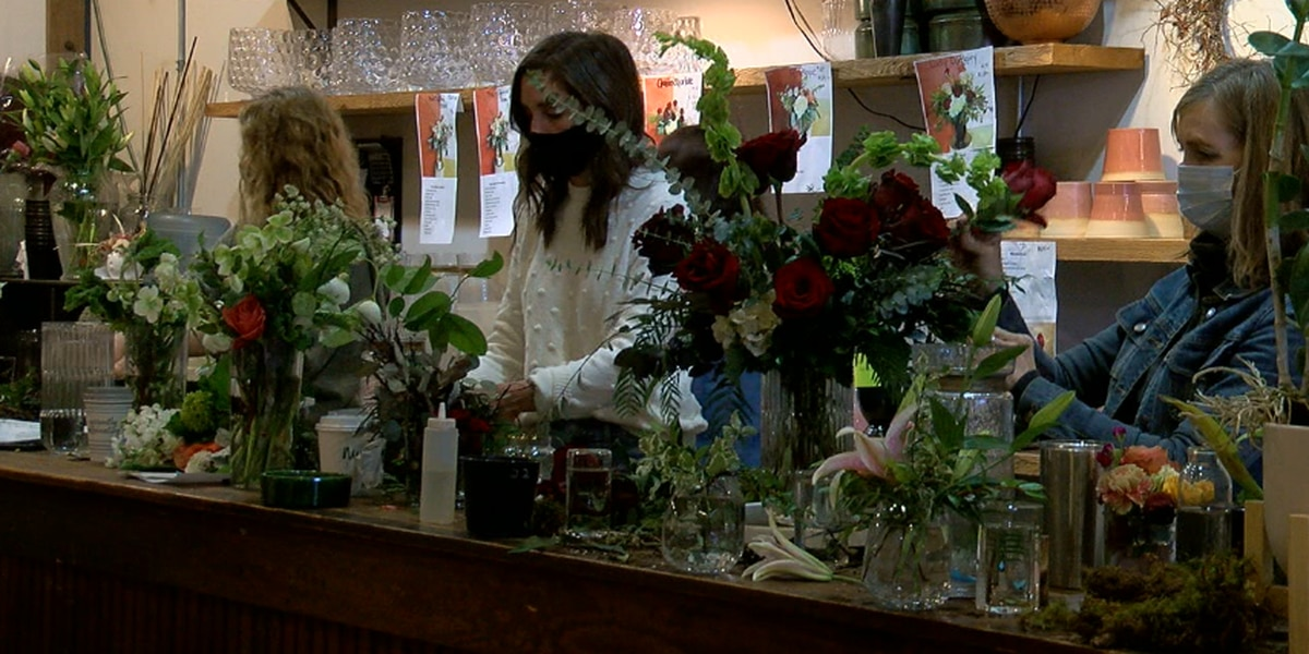 East Texas florists face weather challenges Valentine's Day weekend