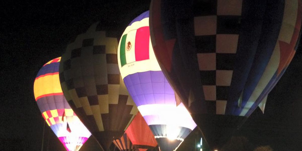 Date announced for Longview Hot-Air Balloon Christmas Glow