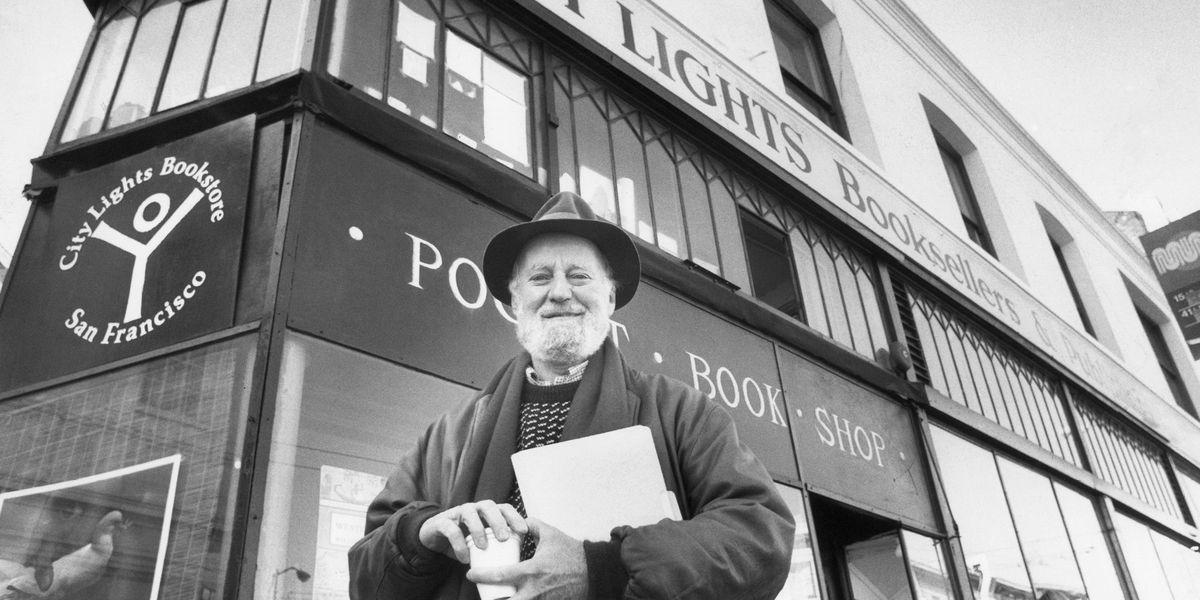 Beat poet, publisher Lawrence Ferlinghetti dies at 101