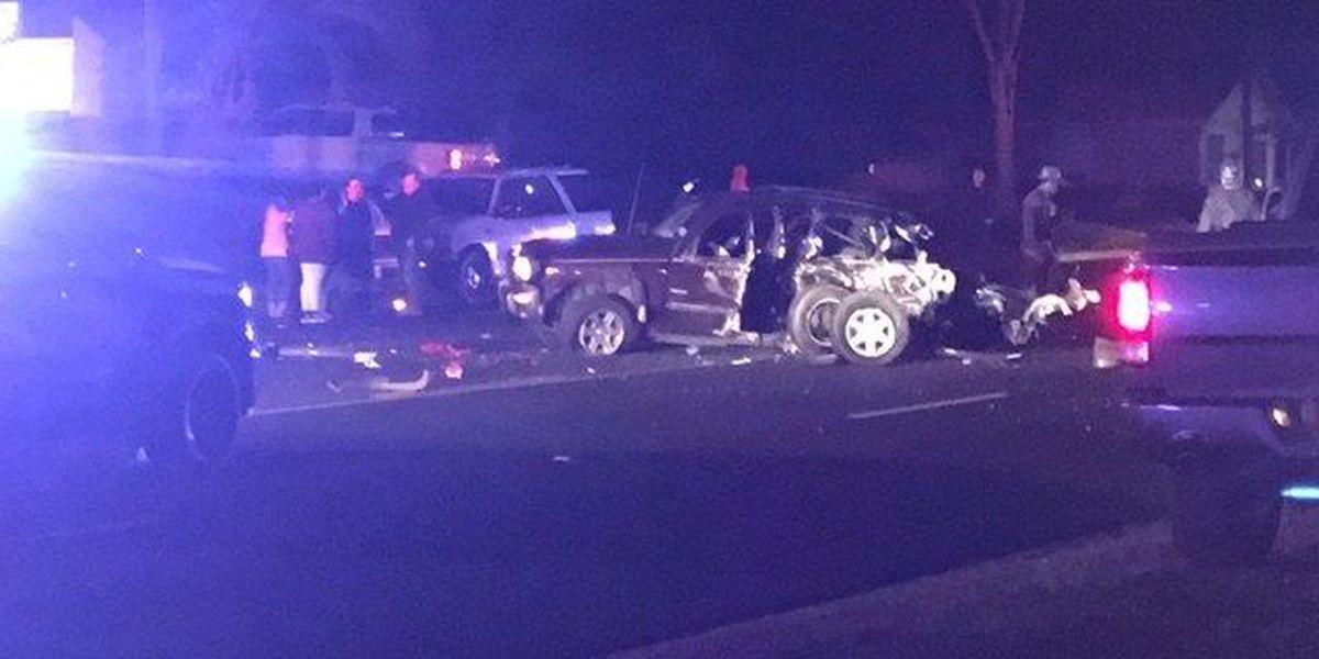 11-month old dies, several other children injured, after crash on Hwy 64 in Tyler