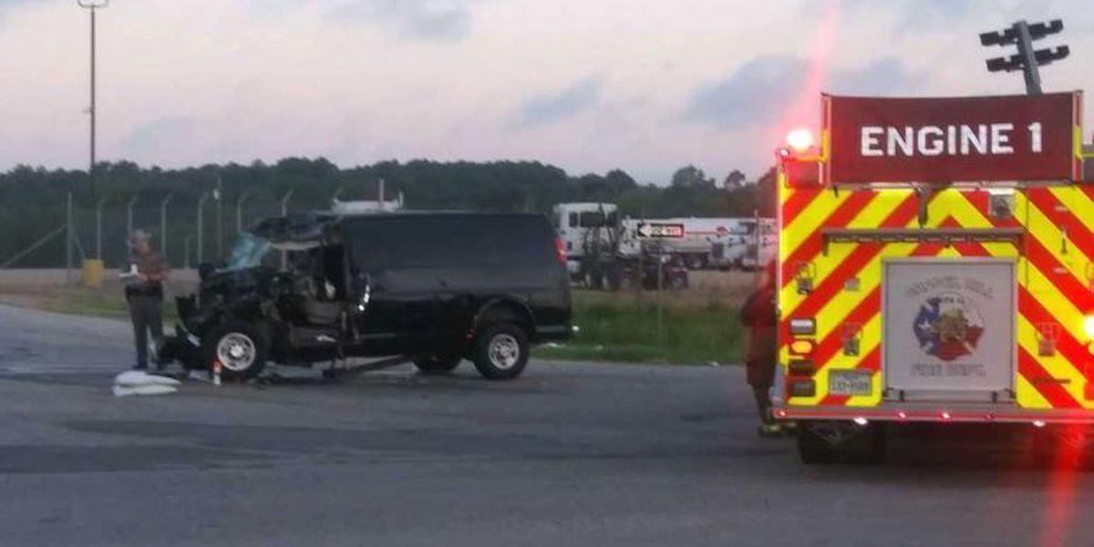 UPDATE: Victim identified in fatal crash on NE Loop 323