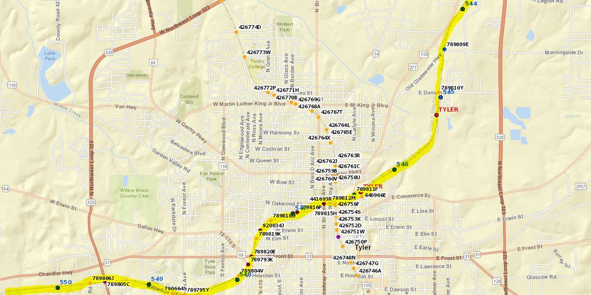 Road closures due to Union Pacific rail, tie replacement may slow your roll this weekend