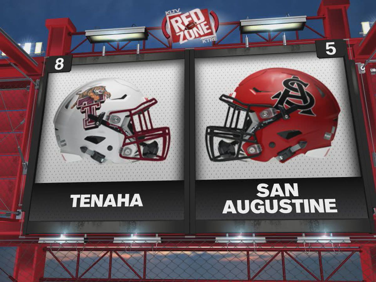 Tenaha, San Augustine continue rivalry Friday night