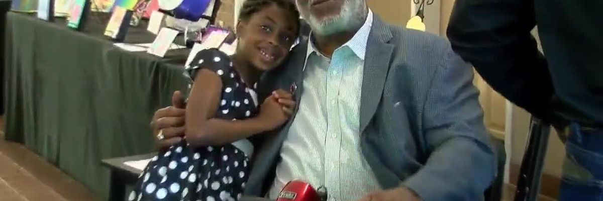 Earl Campbell Father's Day