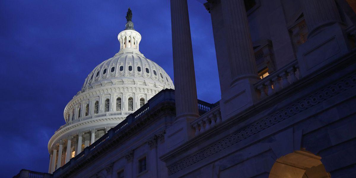 Trumps signs stopgap spending bill, averting shutdown
