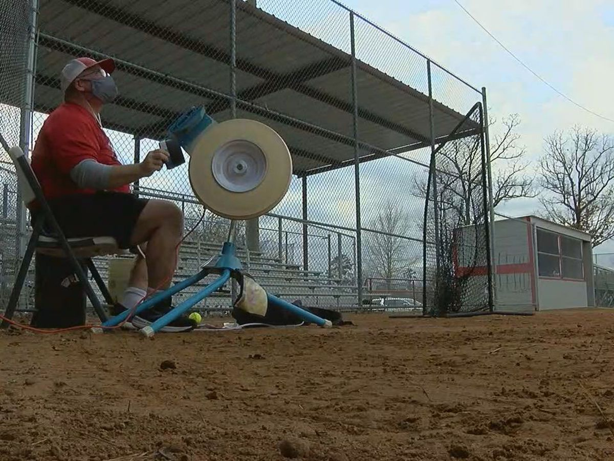 Coach Hayland Hardy fights off COVID-19, returns to softball field