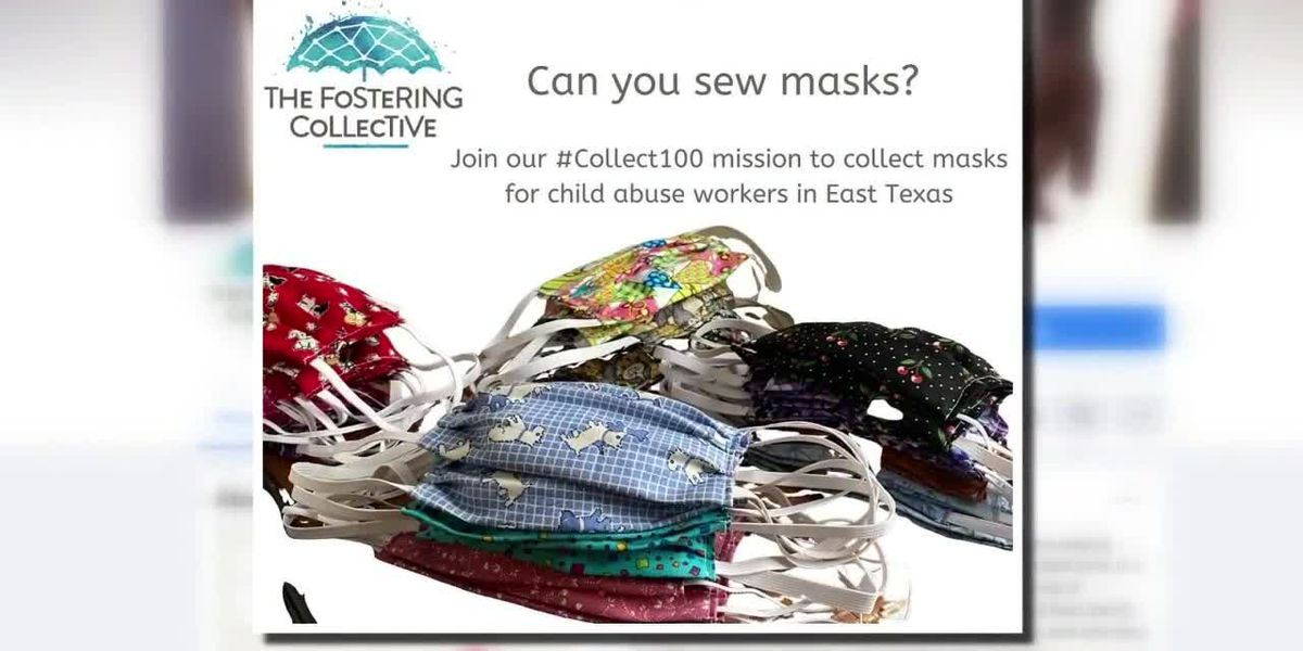"""""""Case workers are on the frontlines"""": Mask collection underway for workers investigating child abuse"""