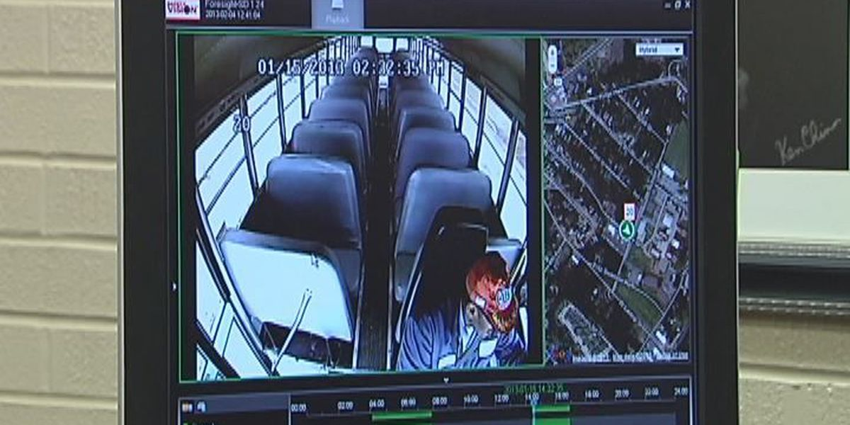 Surveillance systems installed on Kilgore ISD buses