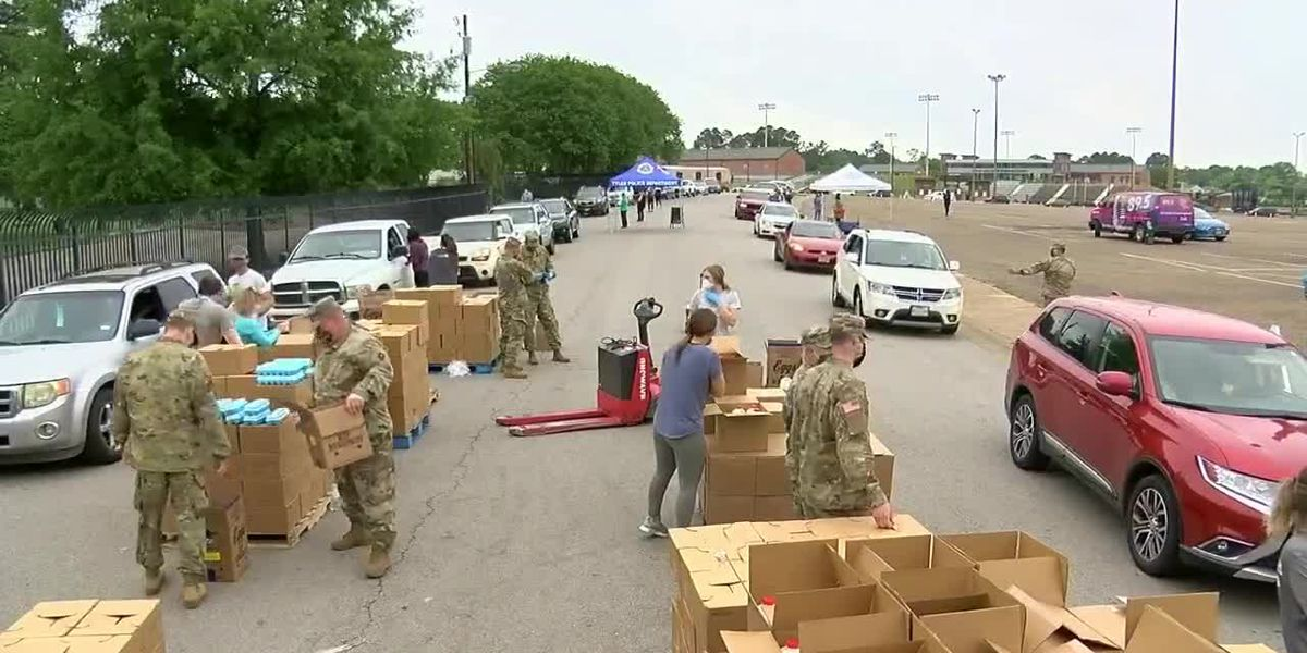 ETFB to distribute more emergency food boxes this week
