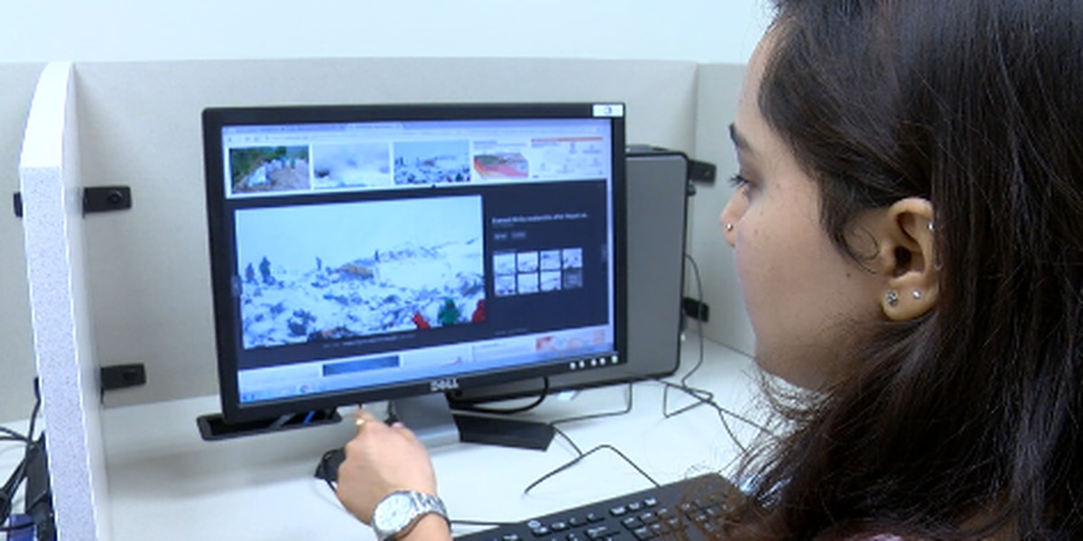 UT Tyler student receives fellowship to study effects of earthquakes