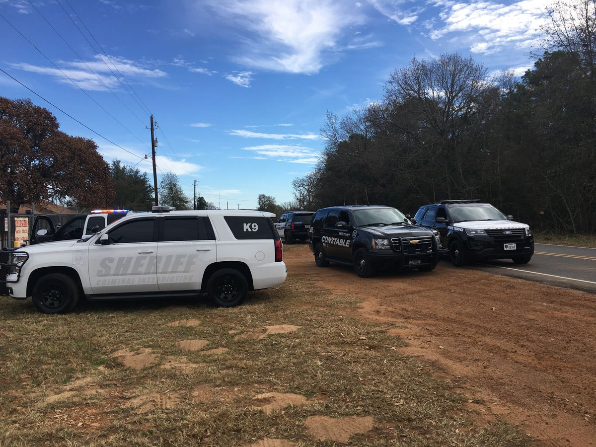 Authorities capture Lindale manhunt subject in Wood County