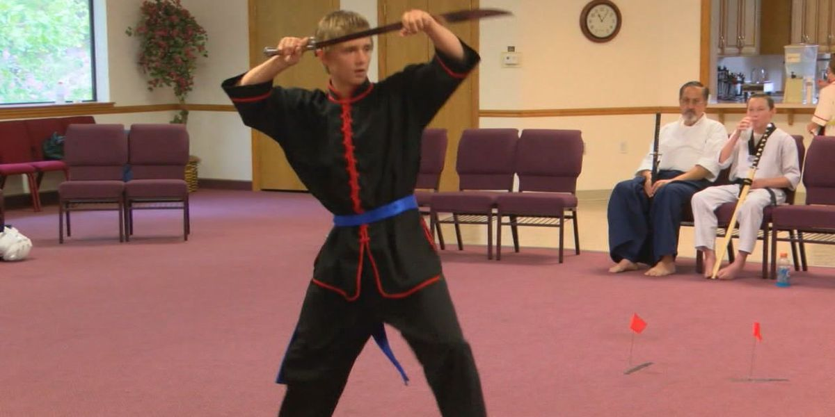 East Texas martial arts school offers learning, fitness camp for kids