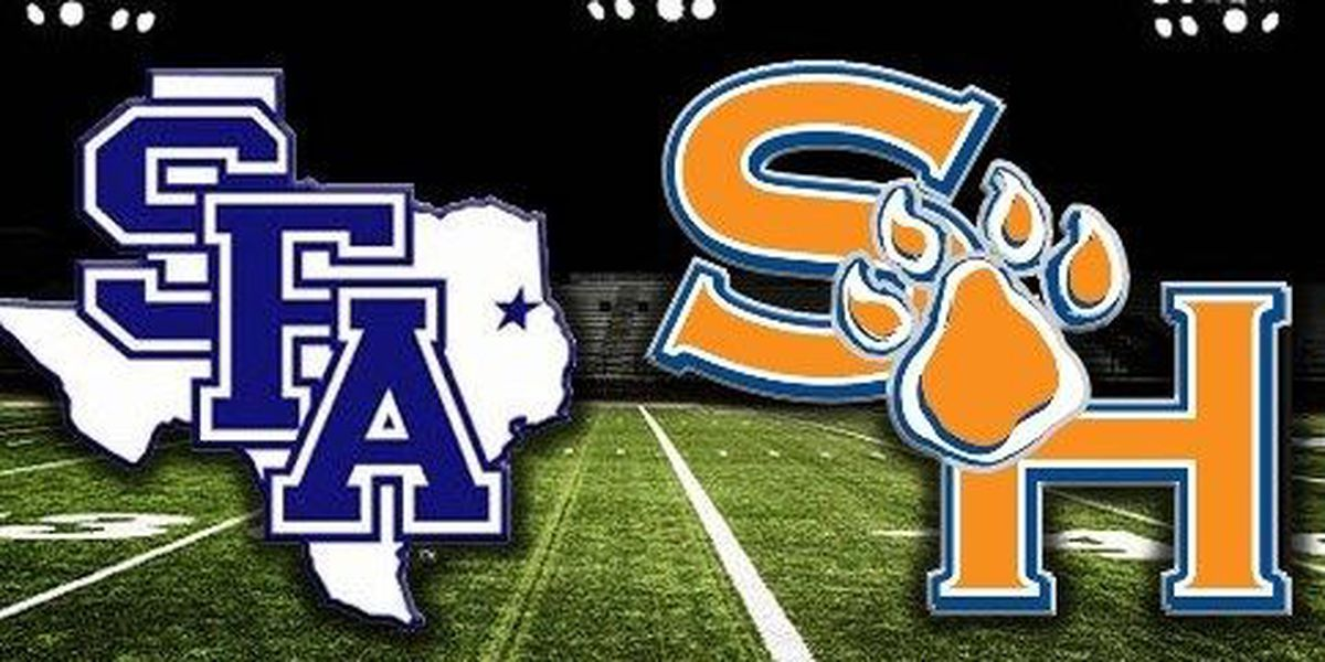 SFA set to meet rival Sam Houston State in latest edition of Battle of the Piney Woods