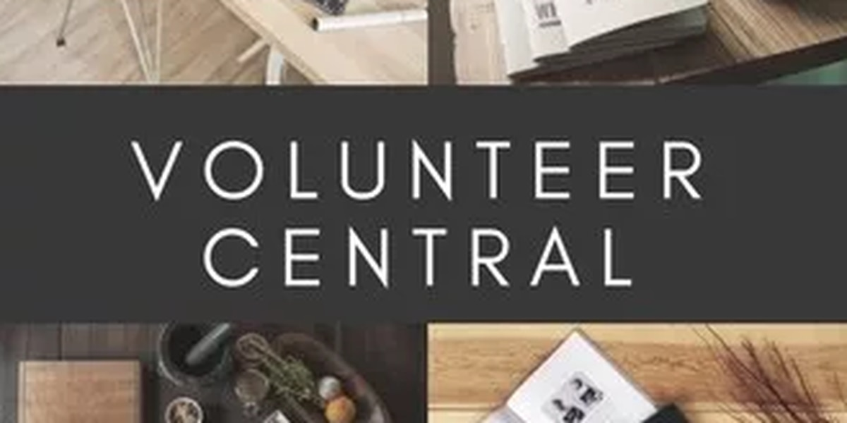 Volunteer Central: Service opportunities for May 4-11