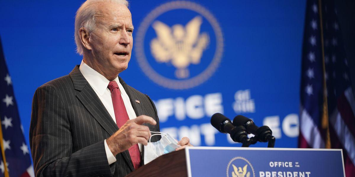 Biden chooses an all-female senior White House press team