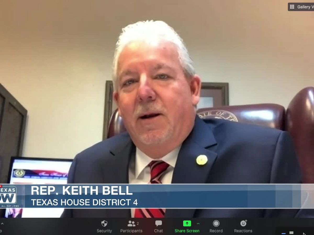 Rep. Bell's bill honoring 2 fallen Henderson County deputies passes in Senate committee