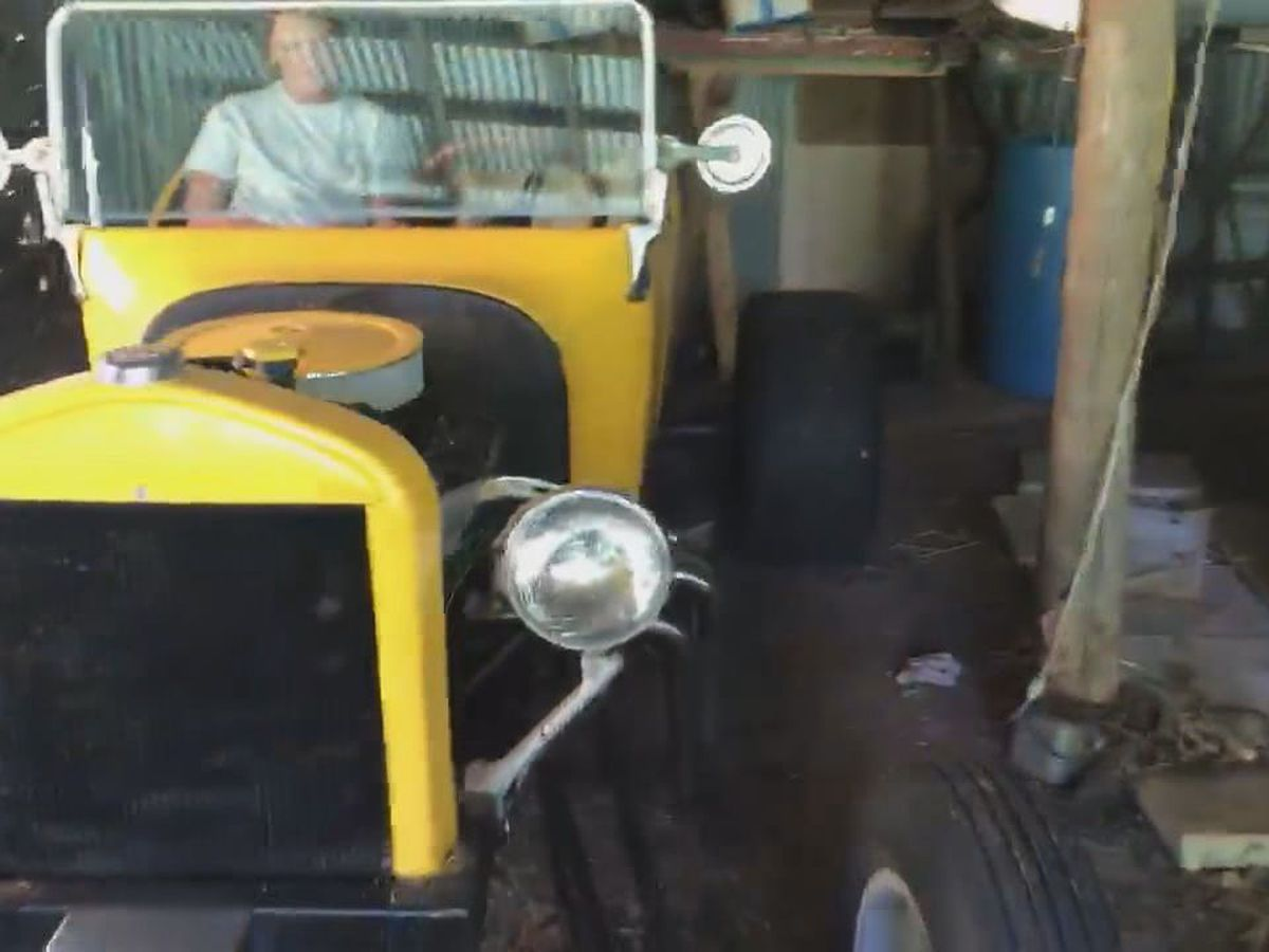 East Texas family pleads for return of stolen 1923 Ford T-Bucket