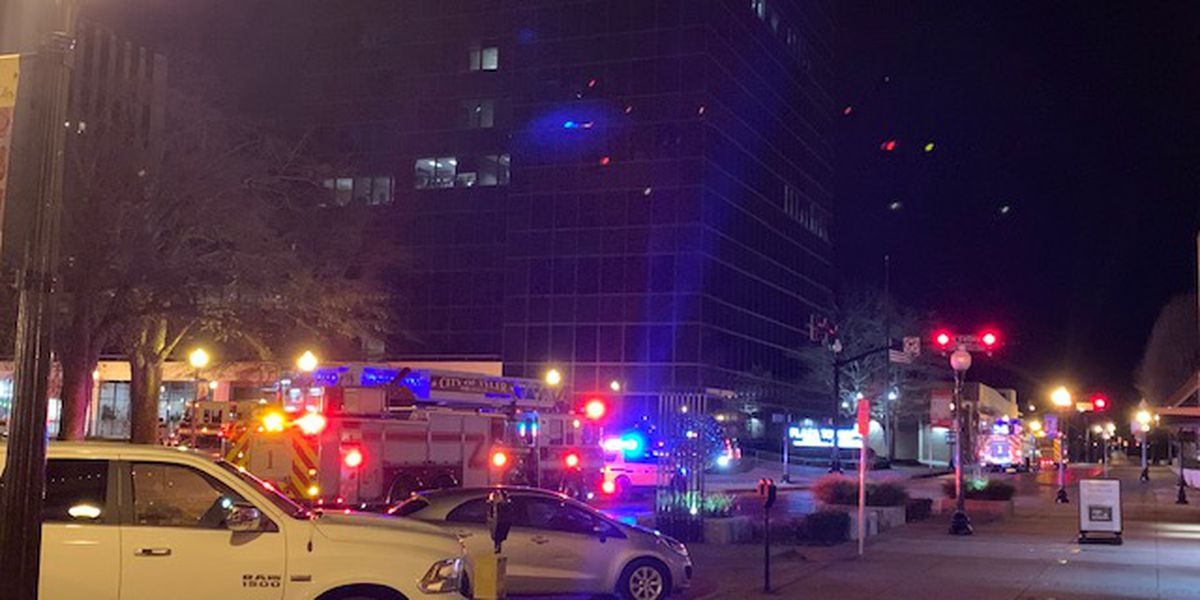 Plaza Tower fire call result of fire sprinkler pump malfunction