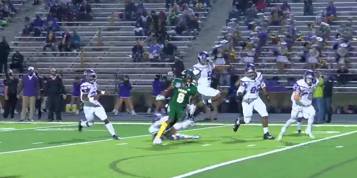 WATCH: Longview's Jalen Hale can't be tackled