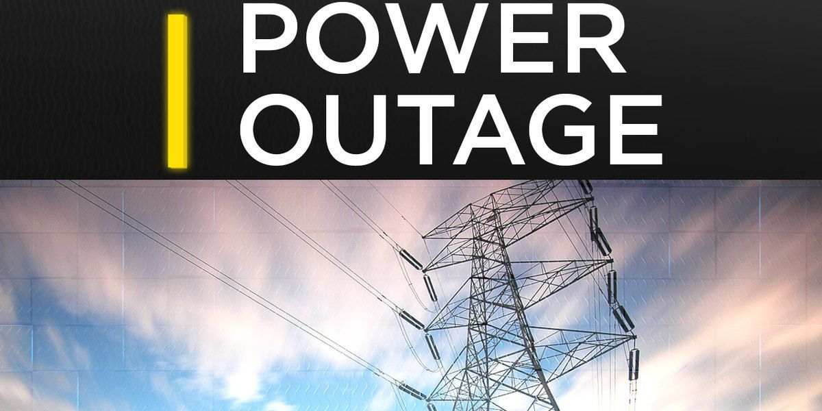 DETEC reports 2,000 power outages remaining