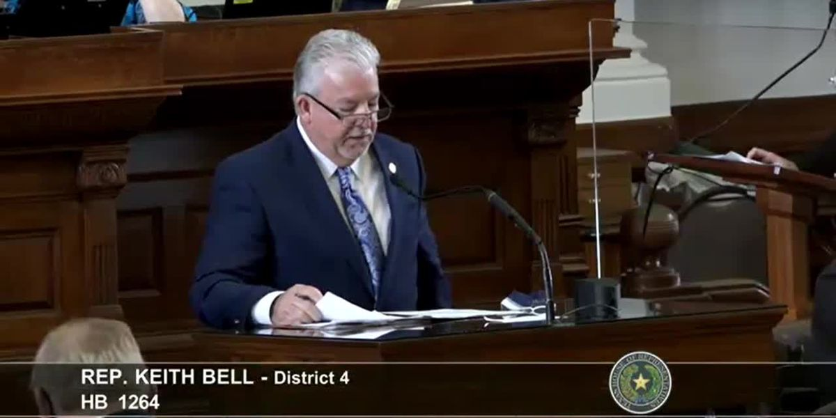 Rep. Bell bill on purging dead from voter rolls gets final passage in House
