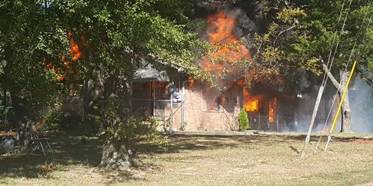 Fire Marshal: Family displaced after house fire in Tyler