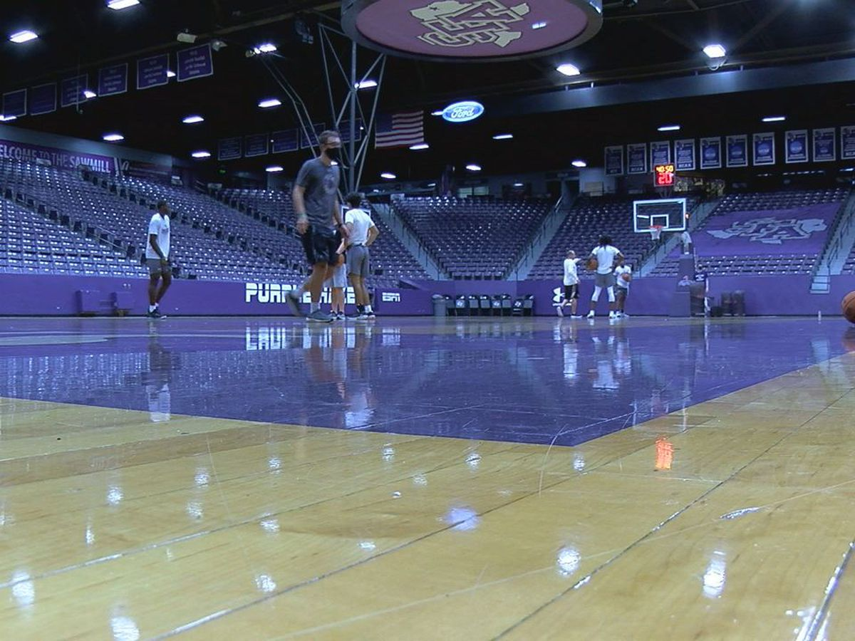 Big wins, COVID-19 have SFA Basketball still working on 2020-21 schedule