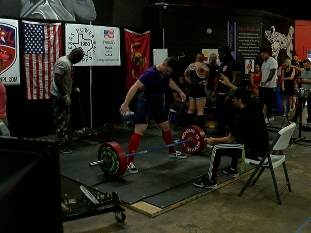Raw Iron Powerlifting League hosts first full power, nationally accredited meet in Tyler